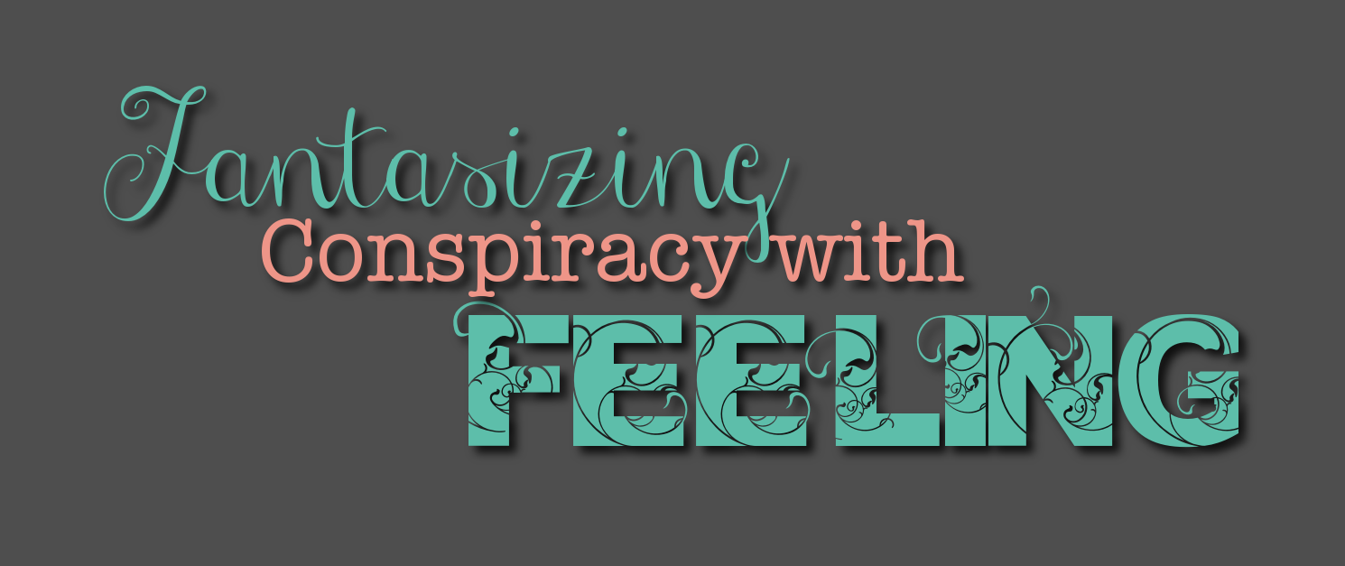 """Fantasizing Conspiracy with Feeling"" Author Branding"