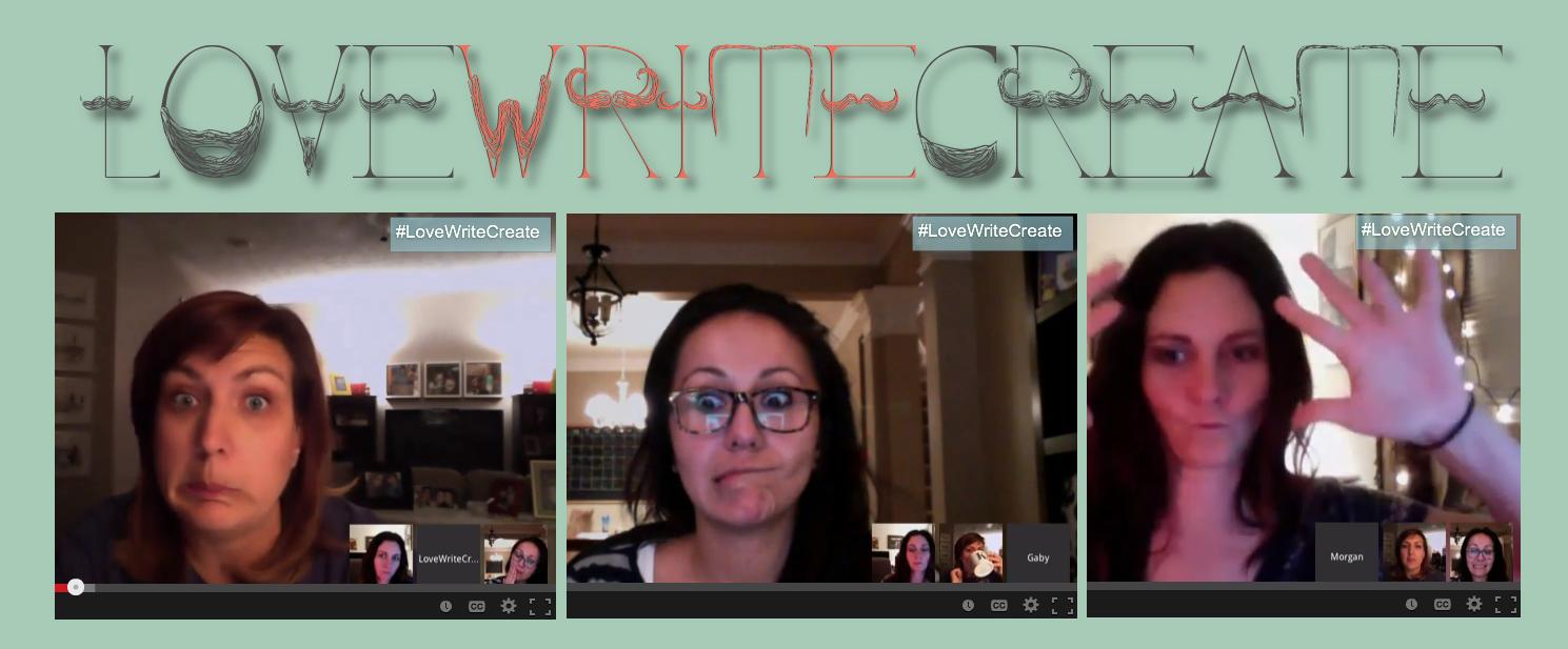 #LoveWriteCreate Hangout #2