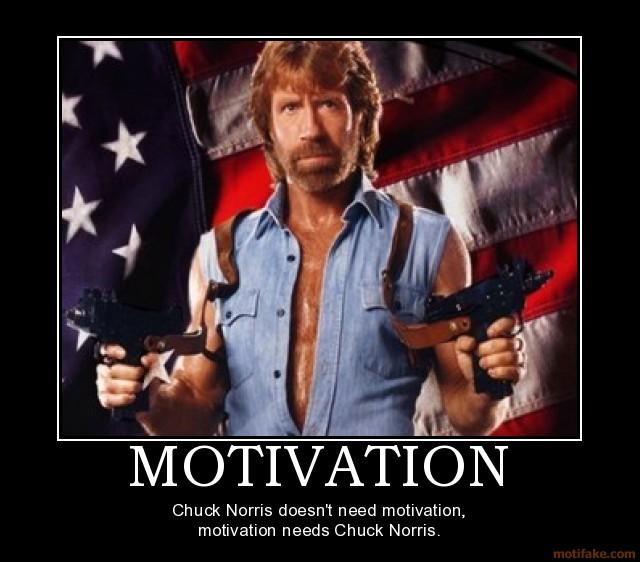 I need Motivation!!?