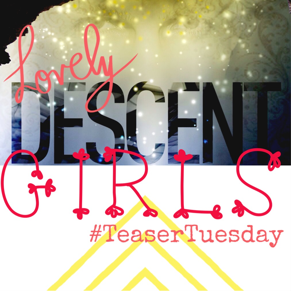 DESCENT #TeaserTuesday Excerpt #2