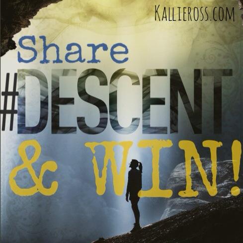 #DESCENT: Good Friends Share Good Books Contest