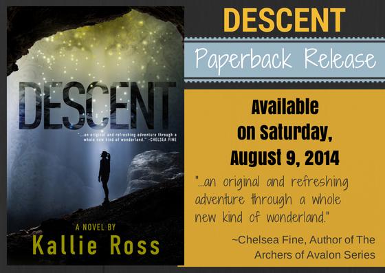 Descent Paperback Release!