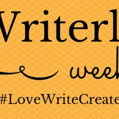 #WriterlyWeekend