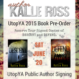 Book Pre-Order Form: UtopYA Public Author Signing