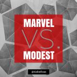 Superwriter Series #1: Marvel vs. Modest