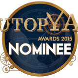 UtopYA Awards 2015: Best Debut Novel