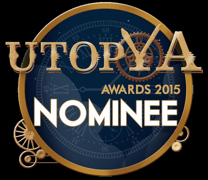 UtopYA Awards 2015: Best Debut Novel