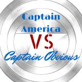Superwriter Series #2: Captain America vs. Captain Obvious