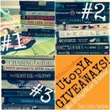 UtopYA Bag O' Books Giveaway!
