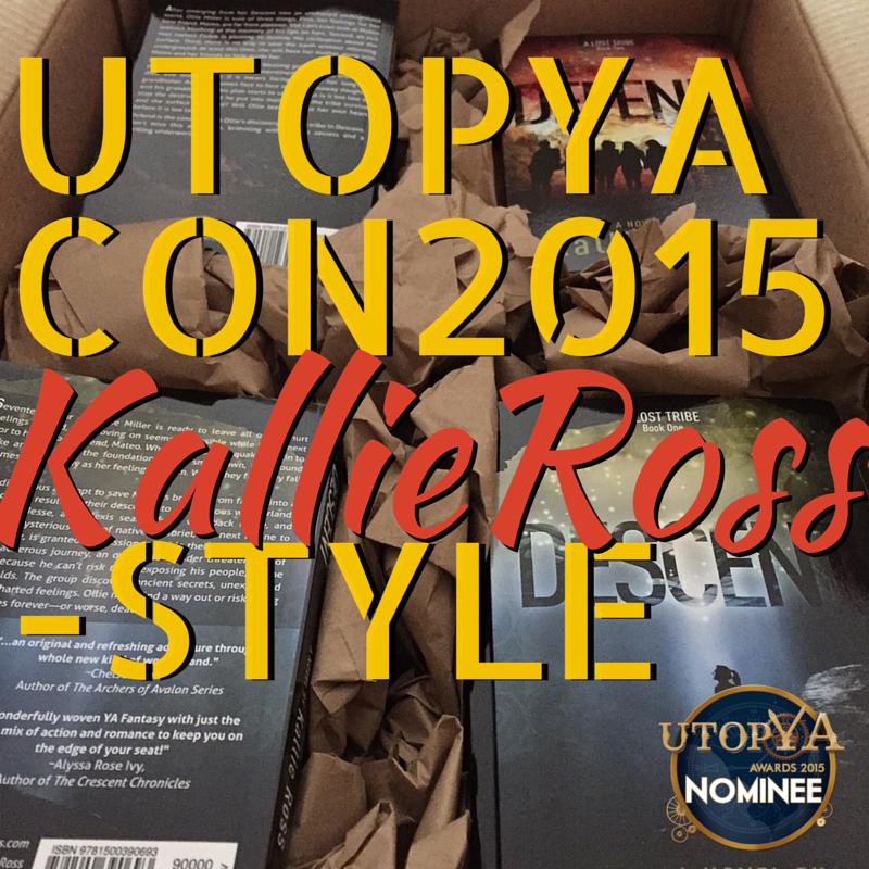 UtopYA Con 2015 Kallie-Style