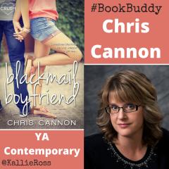 Chris Cannon #BookBuddy