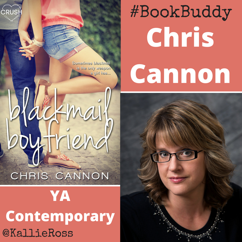 Chris Cannon #BookBuddy