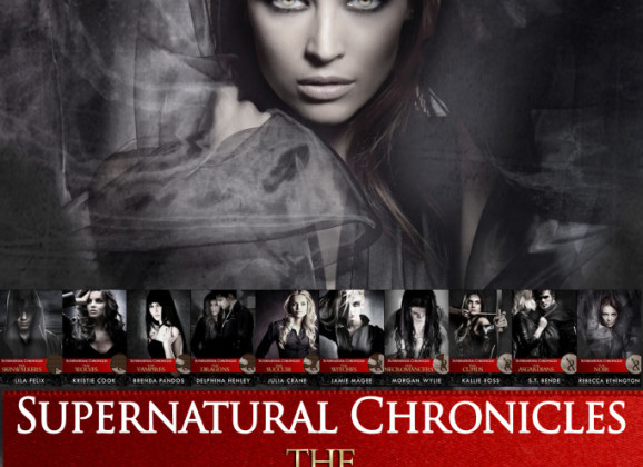 Supernatural Chronicles Cover Reveal