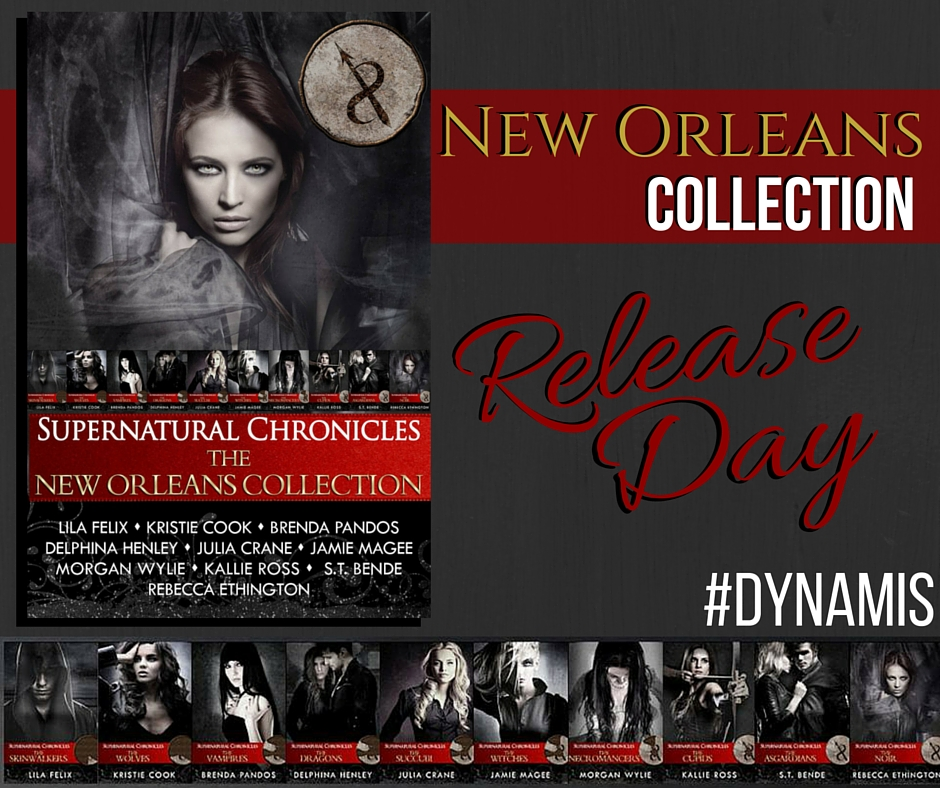 Release Day: New Orleans Collection