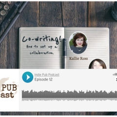 Indie PUB podcast & Co-Writing