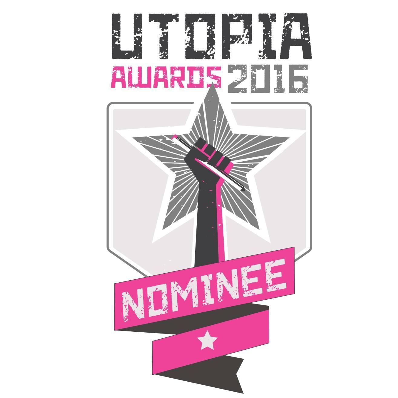 VOTE in UTOPiA Awards 2016