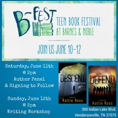 Barnes & Noble B-Fest: June10-12