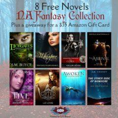 NA Fantasy Instafreebie.com Giveaway