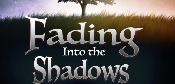 Cover Reveal: Fading Into The Shadows by Kelly Hashway