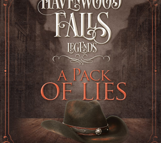 New Release: A Pack of Lies